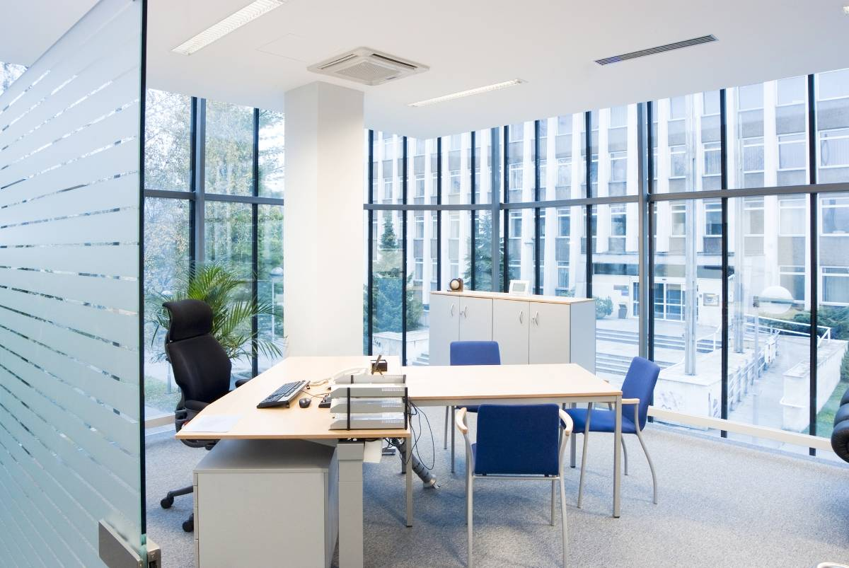 Business office cleaning for Small company office design